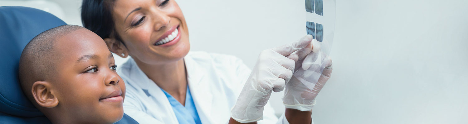 Healthy oral care and screenings